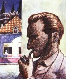 Sherlock Holmes en Negra y Criminal