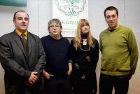 Ispizua gana el premio de Euskaltzaindia con una novela policíaca ambientada en Urdaibai