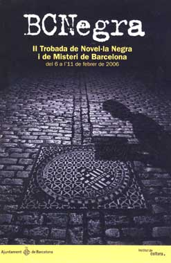 Barcelona vuelve a vestirse de negro con el II Encuentro de Novela Negra y de Misterio