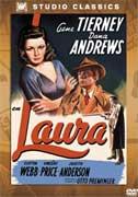 Laura en DVD