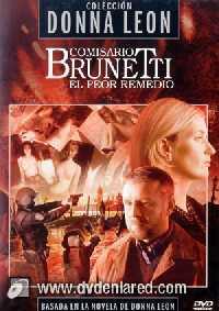 El comisario Brunetti en DVD
