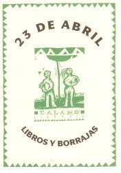 Día del Libro y San Jorge en Zaragoza