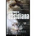 "Juan Bolea presenta en Gijón "" La mariposa de obsidiana"""