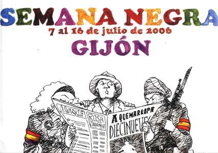 XIX Semana Negra de Gijón