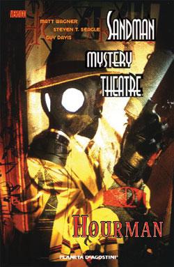 Sandman Mystery Theatre Nº 05: Hourman