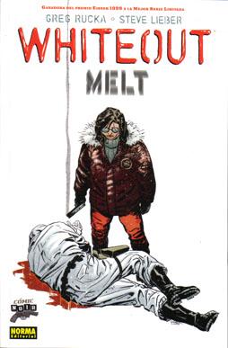 Si hoy es viernes, esto es un tebeo: Whiteout y Whiteout Melt