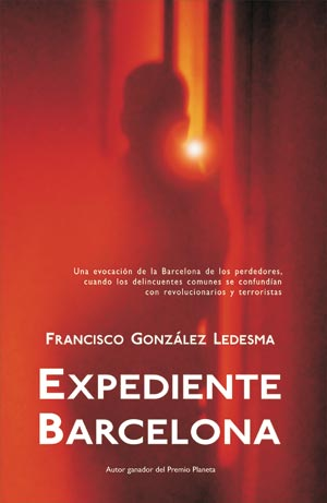 """Expediente Barcelona"", de Ledesma, en La Factoría de Ideas"