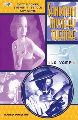 Si hoy es viernes, esto es un tebeo: Sandman Mystery Theatre