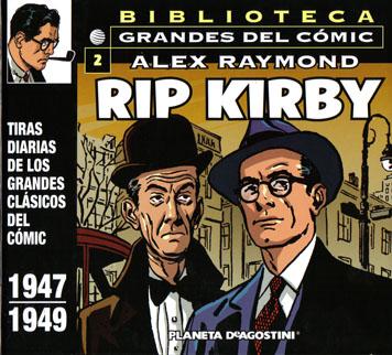 Si hoy es viernes, esto es un tebeo: Rip Kirby