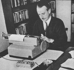 Jim Thompson y James Hadley Chase, célebres creadores de la literatura adoptados por el cine.