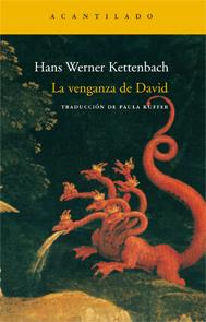 Kettenbach construye una novela negra a partir de la banalidad del mal