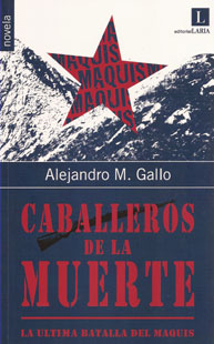 Alejandro M. Gallo en Estudio en escarlata