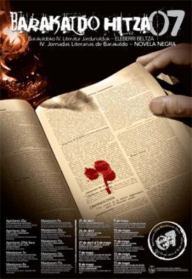 IV Jornadas Literarias BARAKALDO HITZA. Novela Negra