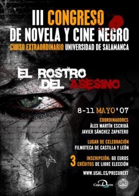 El Congreso de Novela y Cine Negro de Salamanca estrena web