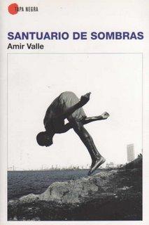 """Santuario de sombras"", novela ganadora del Premio NOVELPOL 2007"