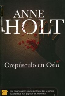Anne Holt conjuga el género negro y «el desapego de los valores humanos»