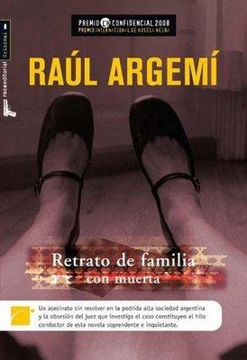 Raúl Argemí, II Premio L'H Confidencial