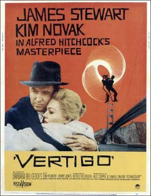 'Vértigo', la obra maestra de Hitchcock, cumple 50 años