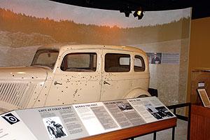 Los criminales más célebres de EEUU se convierten en piezas de museo