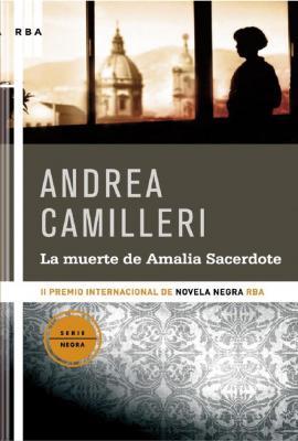 La muerte de Amalia Sacerdote, de Andrea Camilleri