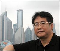 Almuzara estrena 2009 con 'Cuando el rojo es negro', de Qiu Xiaolong