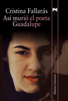 """Presentación de """"Así murió el poeta Guadalupe"""", de Cristina Fallarás"""