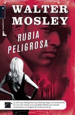 """""""Rubia peligrosa"""", de Walter Mosley"""