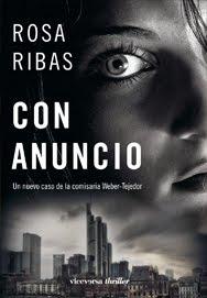 """""""Con anuncio"""", de Rosa Ribas"""