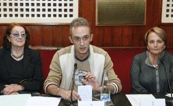 Rafael Balanzá gana con la novela 'Los asesinos lentos' el Premio Café Gijón 2009