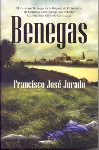 """Presentación de """"Benegas"""", de Francisco José Jurado, en Córdoba"""