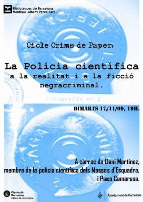 Cicle: Crims de Paper