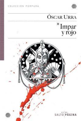 """""""Impar y rojo"""", de Óscar Urra, en Estudio en escarlata"""