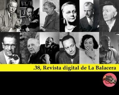 Número 7 de .38, Revista digital de La Balacera