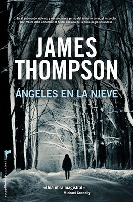 """Ángeles en la nieve"", de James Thompson"