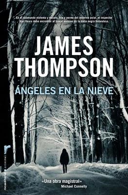 """Ángeles en la nieve"", de James Thompson"