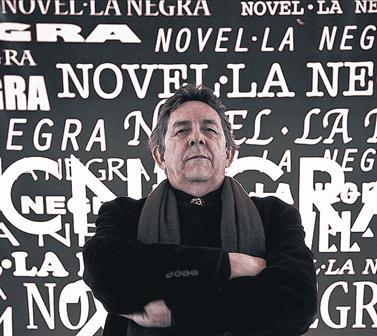 Paco Camarasa: «El 'boom' no es Larsson, es el género negro»