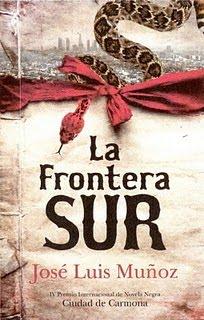 """La Frontera Sur"", IV Premio Internacional de Novela Negra Ciudad de Carmona"