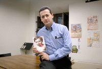 Montiano mezcla novela fantástica y negra en su obra 'Los vagabundos'
