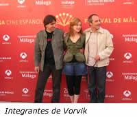 José Antonio Vitoria se estrena en el Festival de Málaga con un thriller cuyo transfondo es la manipulación genética